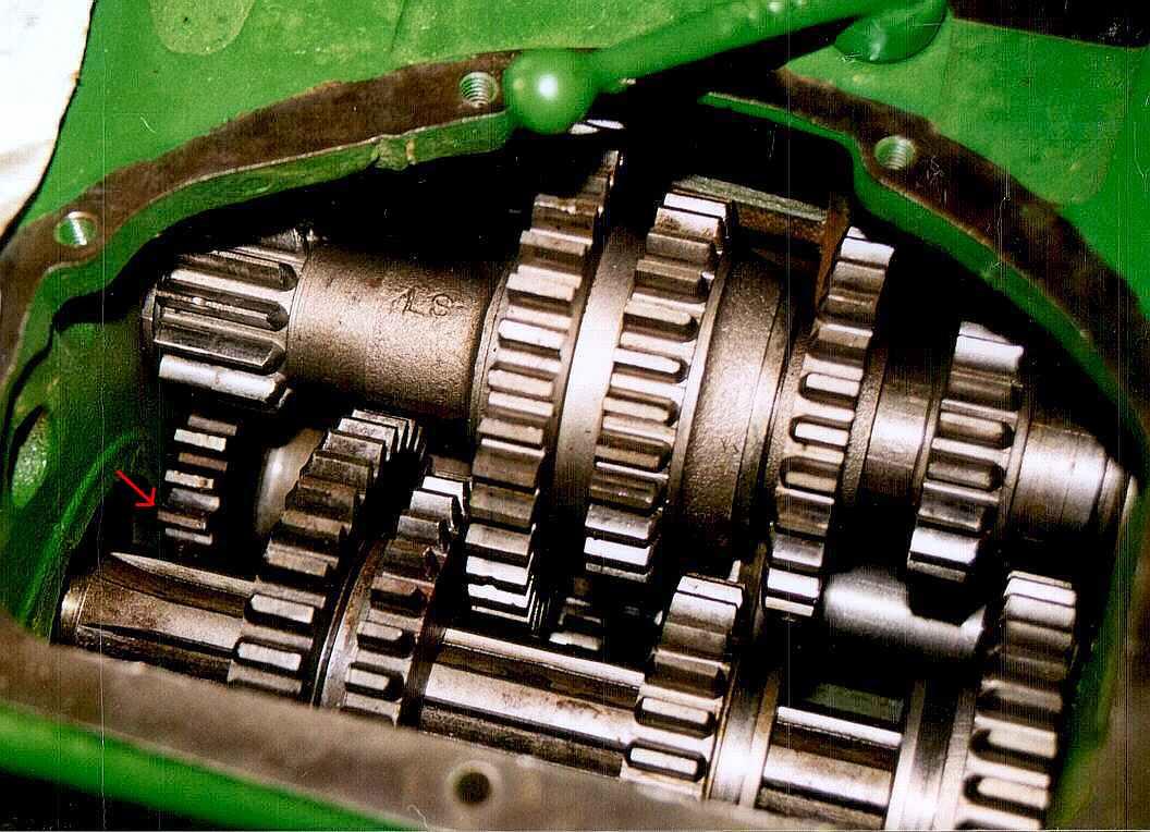 Tractor Transmission System : U